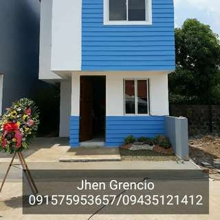 Virginia Dream Homes house and lot for sale in Rodriguez Rizal