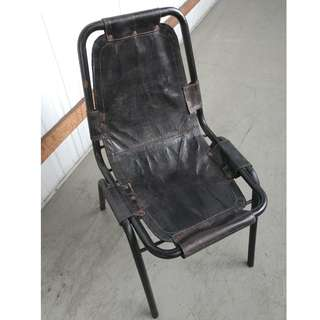 Industrial Leather Chair Selling Cheap