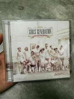 SNSD Girls Generation 1st Japan Album (*CLEARANCE*)