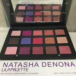 Natasha Denona Lila eyeshadow palette