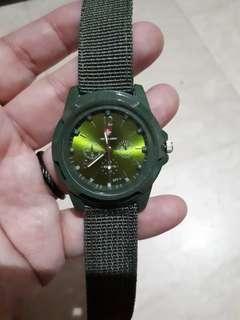 Swiss army fashion watch