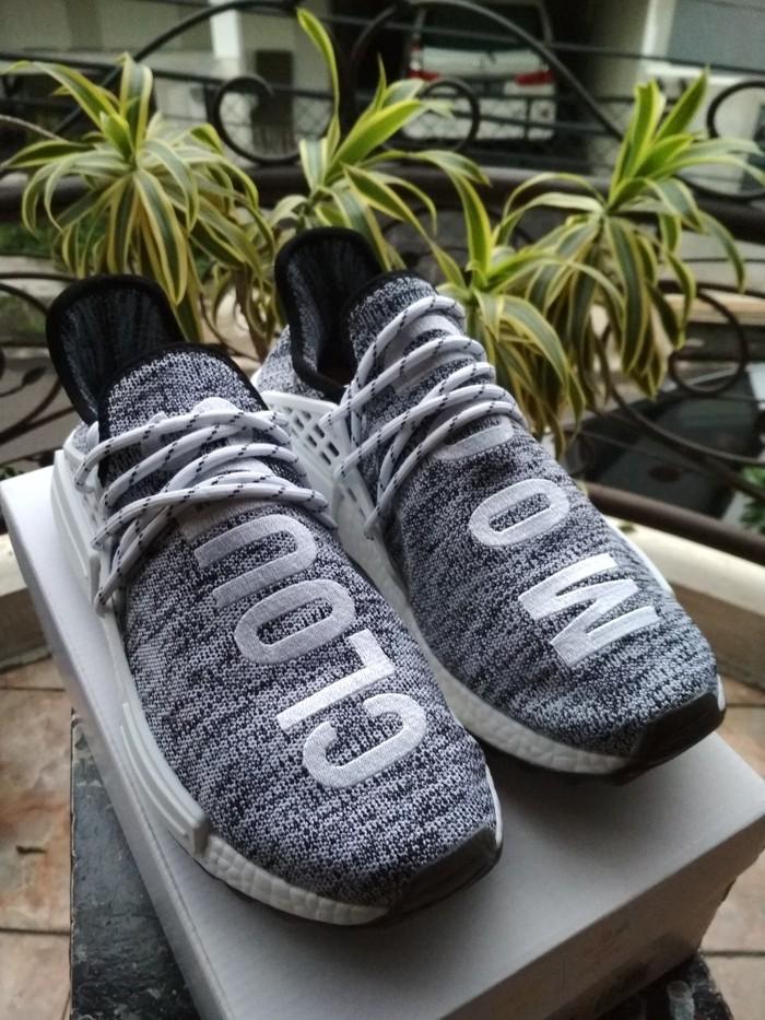 00c17da21b0c0 Adidas NMD Human Race Pharrell x Clouds Mood Grade Original