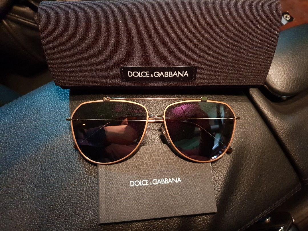3ece86c9b334 Authentic Dolce   Gabbana sunglasses. FREE Authentic Champion ...