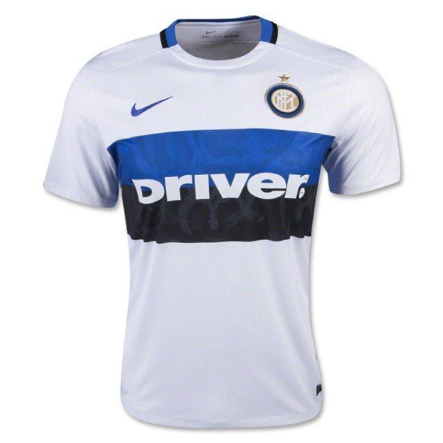 new product c7f2d 6e276 Authentic Nike Inter Milan 15/16 Away Jersey