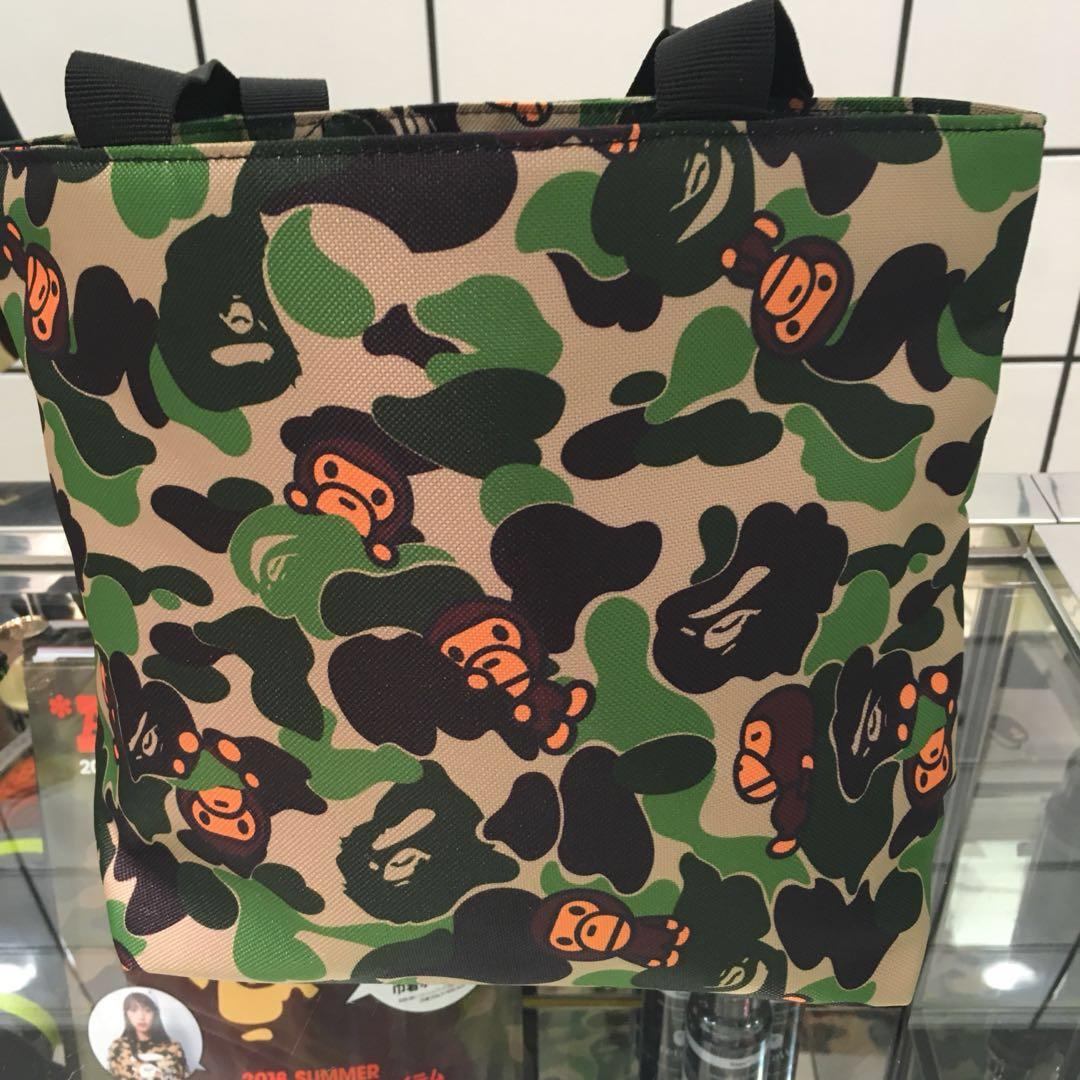 9fc5de6739dc BAPE ABC BABY MILO ECO TOTE BAG S, Women's Fashion, Bags & Wallets ...
