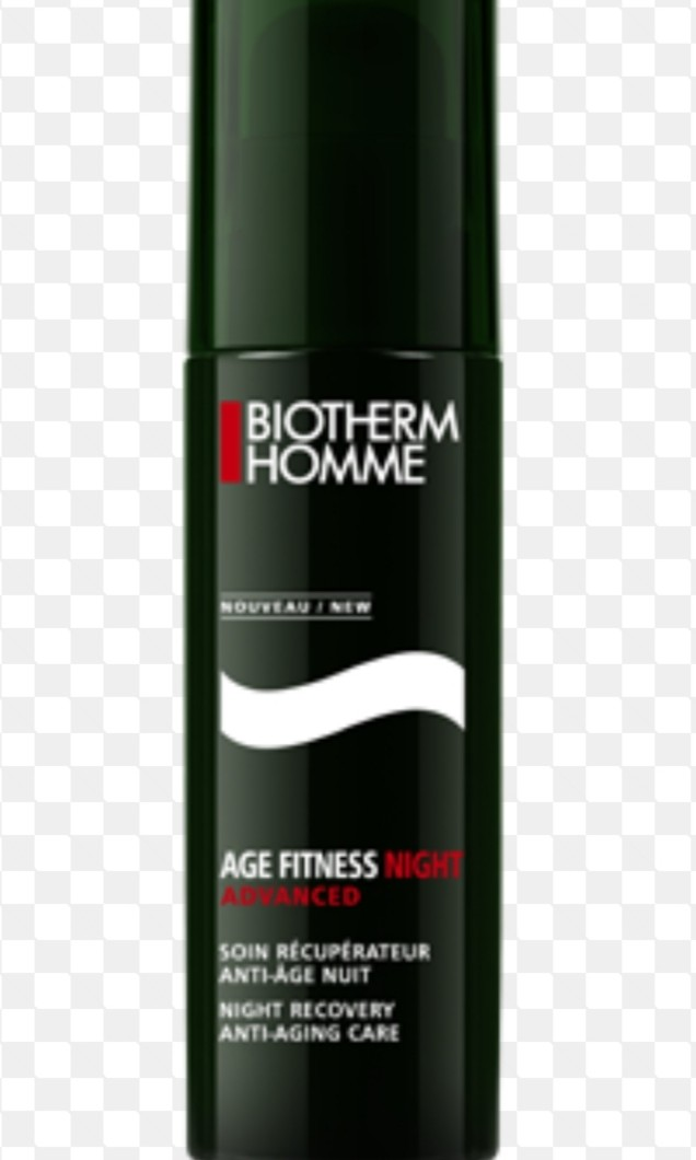 biotherm homme age fitness night