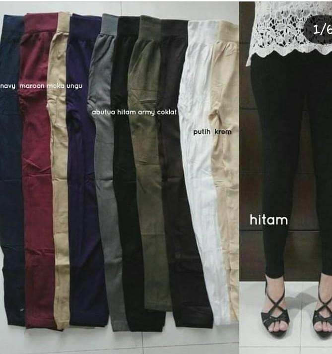 Celana Legging Kaos Olshop Fashion Olshop Wanita Di Carousell