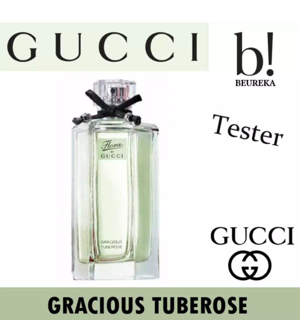 2f5cab64977 Gucci Flora Gracious Tuberose EDT 100ml Tester