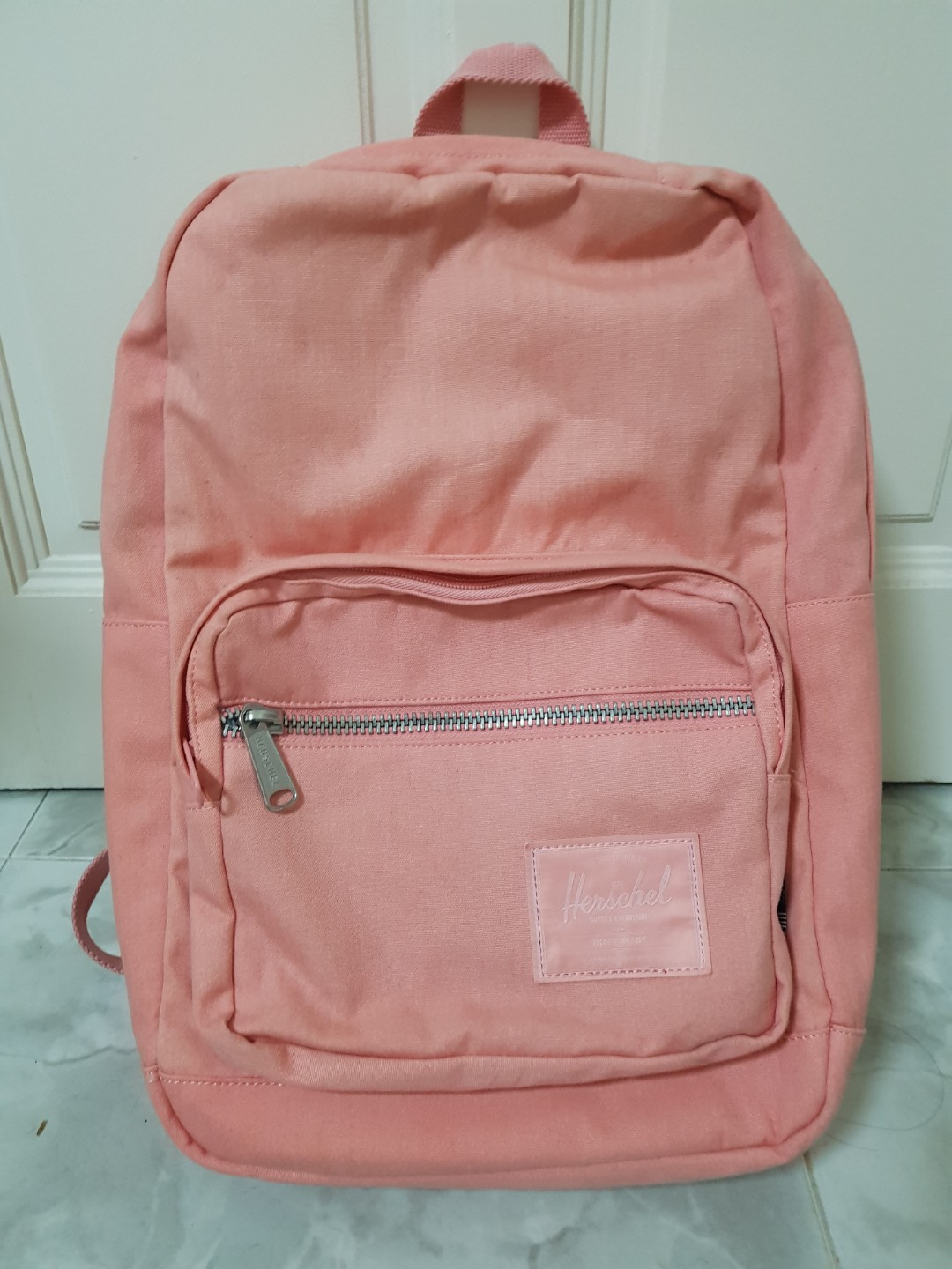 7e6a8732439 Herschel Pop Quiz Backpack in Strawberry Ice