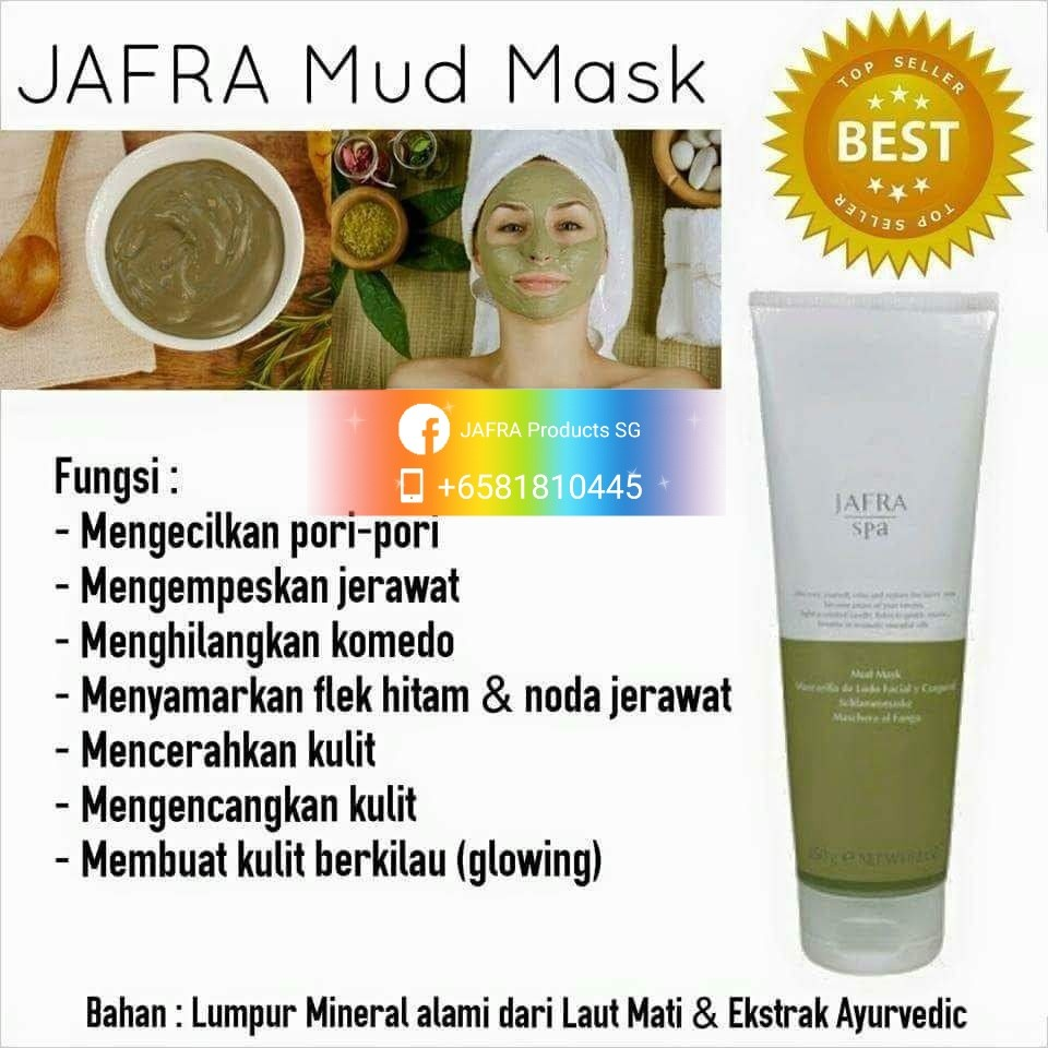 Jafra Mud Mask Health Beauty Face Skin Care On Carousell Spa Set Share This Listing