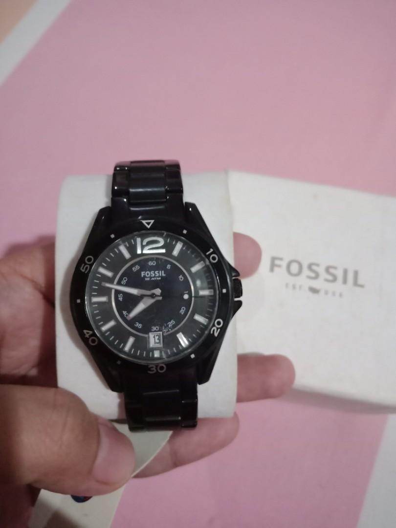 Fossil watch AM4302