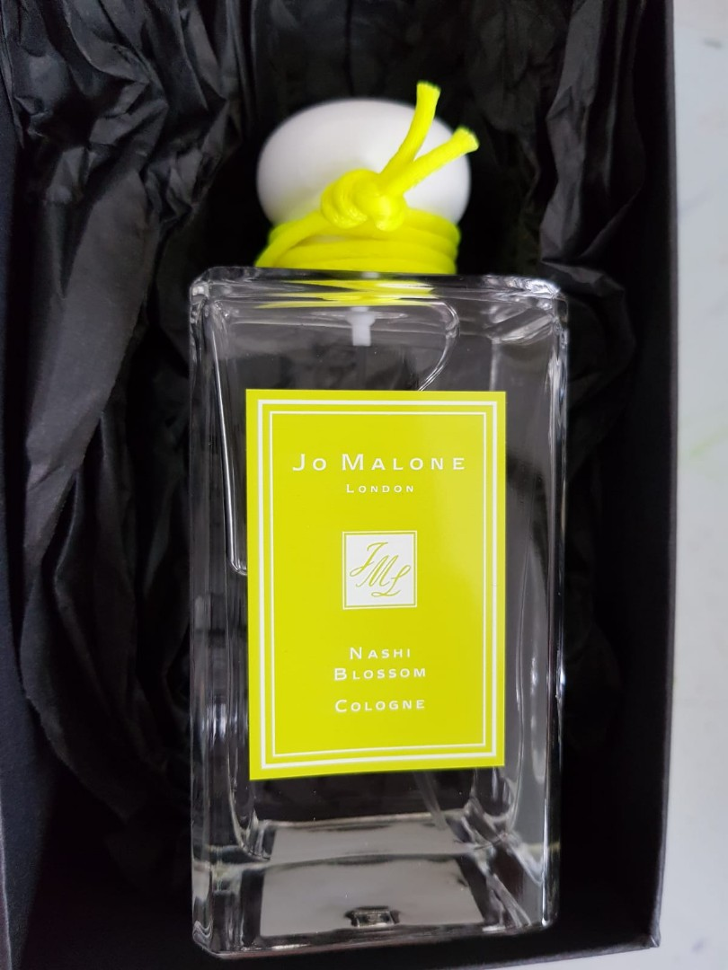 10 Off For Quick Deal Jo Malone Nashi Blossom Col 100ml Health Beauty Perfumes Deodorants On Carousell