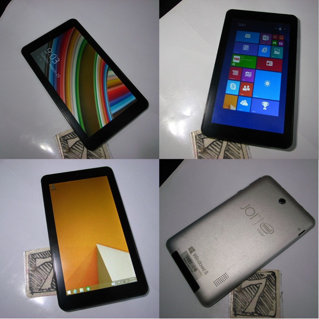 Joi 7 Inch 16gb Window 81 Table Sold Out Mobiles Tablets Lenovo Tab 2 A7 30 Putih Tablet Photo