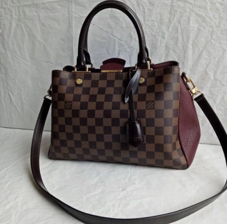 93+ Brittany Damier Ebene Handbags Louis Vuitton. Bags . 2f3b5fde4b772