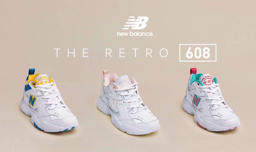 new balance 608 retro