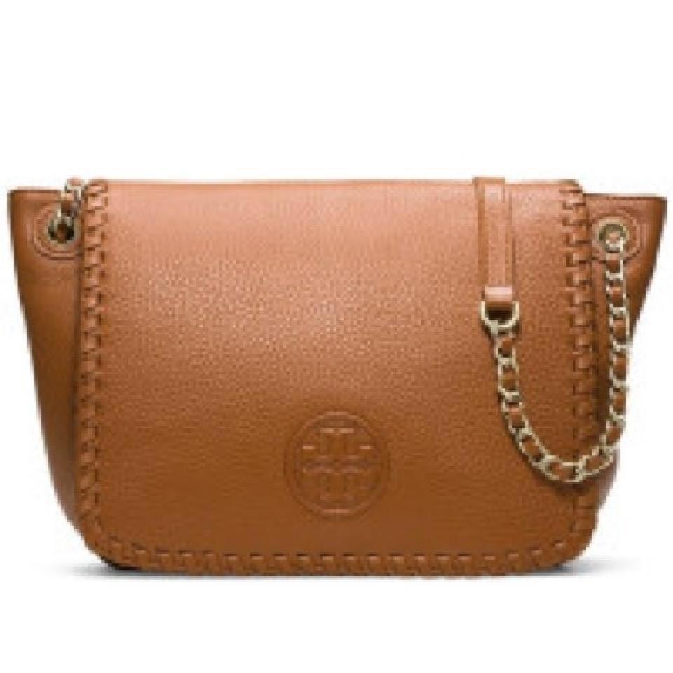 f19b99ca51133 NEW Tory Burch Marion Flap Shoulder Bag