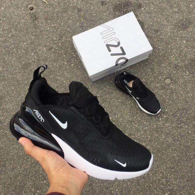 size 40 0021a d77f8 Nike Air Max 270 B&W