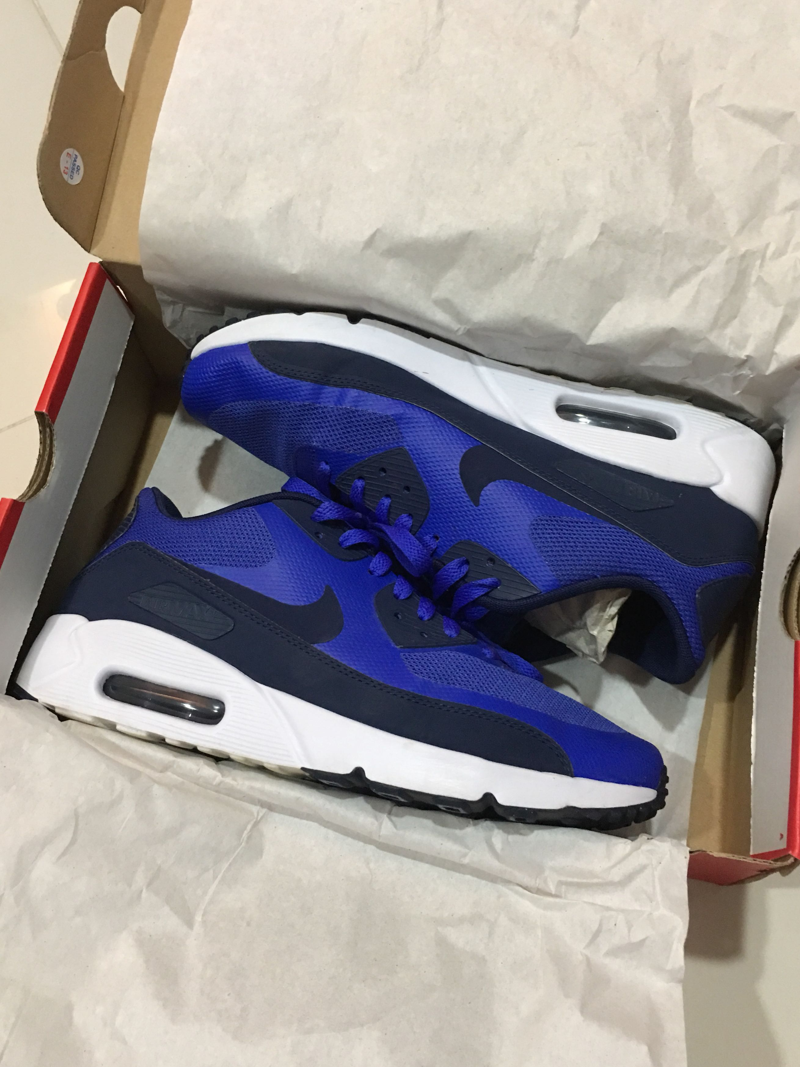the latest 274e1 54870 Nike Air max 90 ULTRA 2.0 essential, Men s Fashion, Footwear, Sneakers on  Carousell