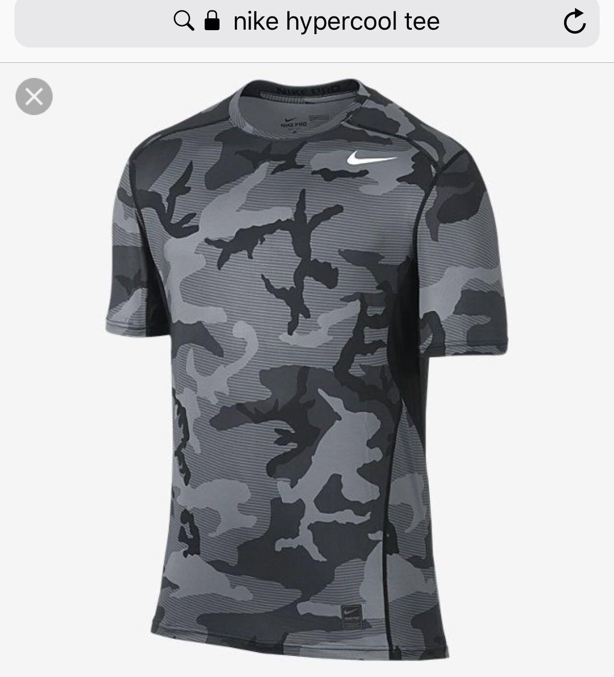 8bd10784 Nike Pro Combat Compression Tights Wear, Sports, Sports Apparel on ...