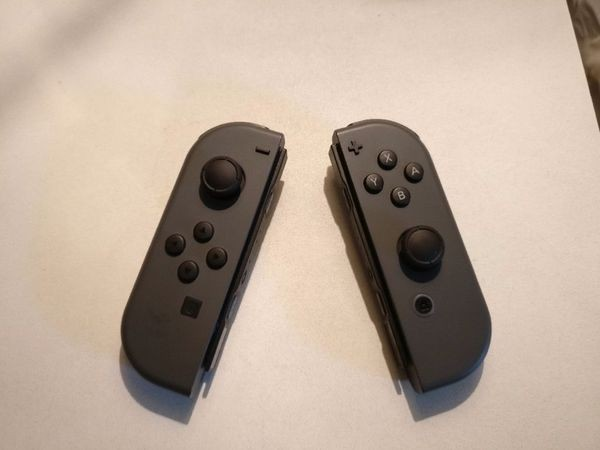Nintendo Switch Grey Joy-cons, Toys & Games, Video Gaming