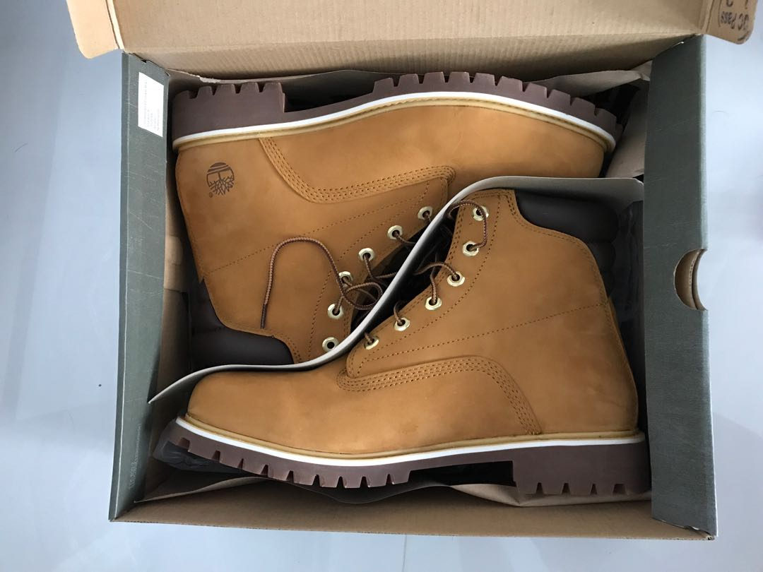 a3eaf6d41b45 Original Timberland (High Cut Boots) UK10.5
