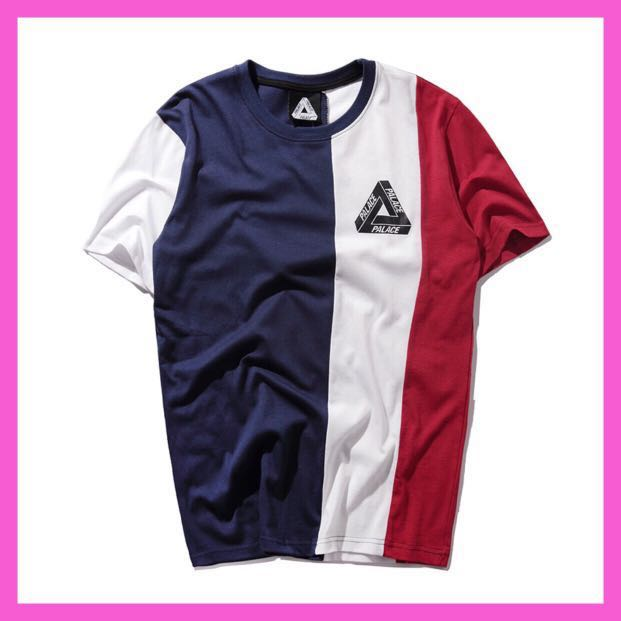 On White ShirtMen's Palace Blue FashionClothes Red Carousell T IE2YH9WD