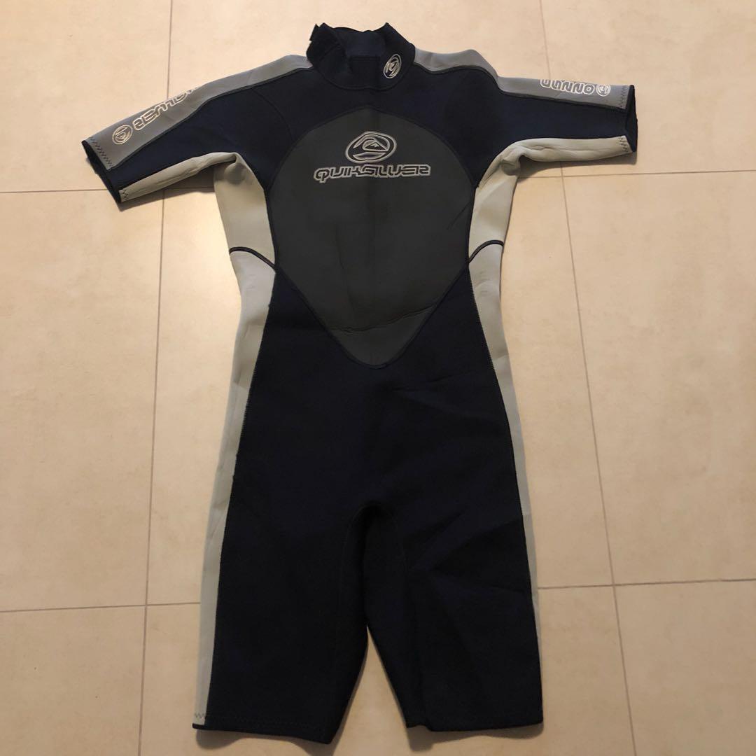 QuikSilver shorty Wetsuit 16ac03fc7c803