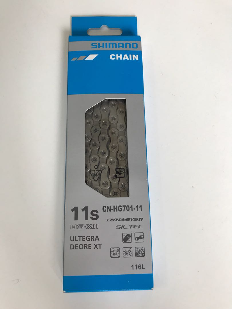1107411bf52 Shimano ultegra chain CN-HG701-11, Bicycles & PMDs, Bicycles, Road ...