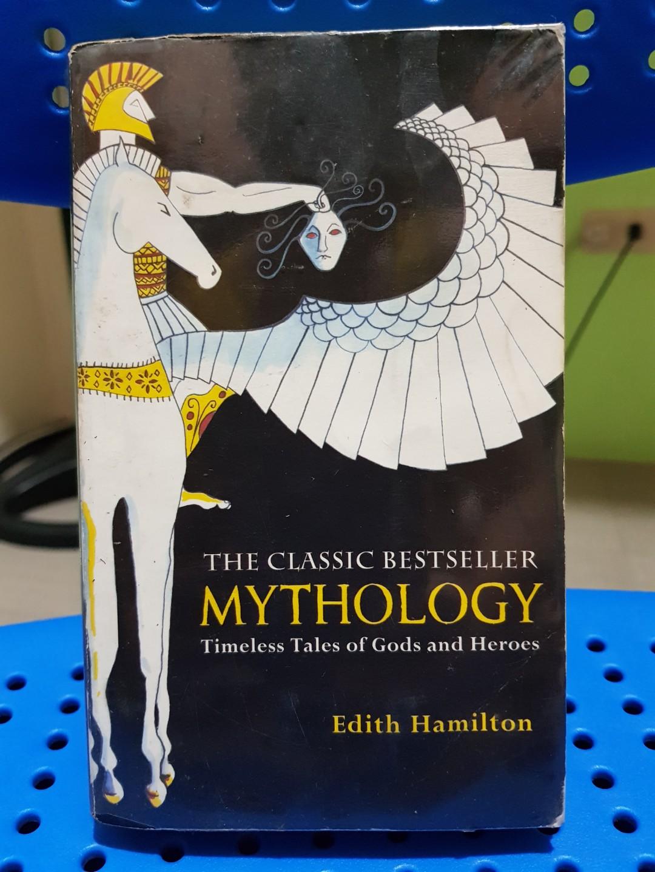 fb483c0ab3a5 The Classic Bestseller Mythology by Edith Hamilton