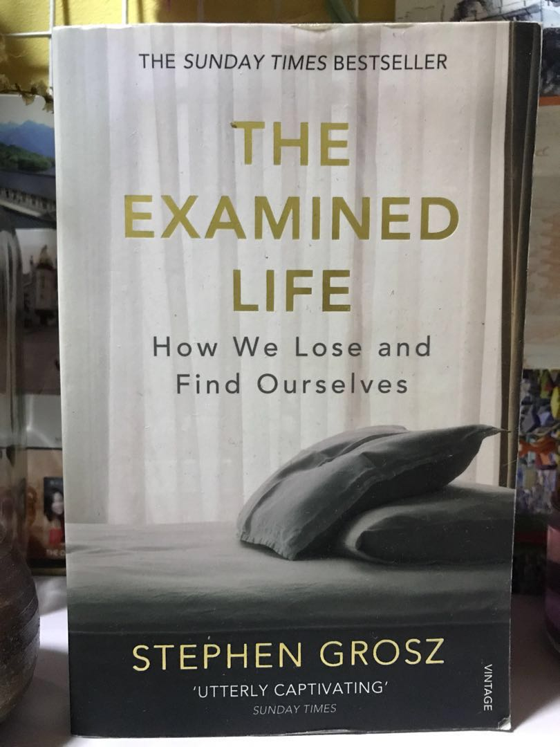 The Examined Life >> The Examined Life Stephen Grosz