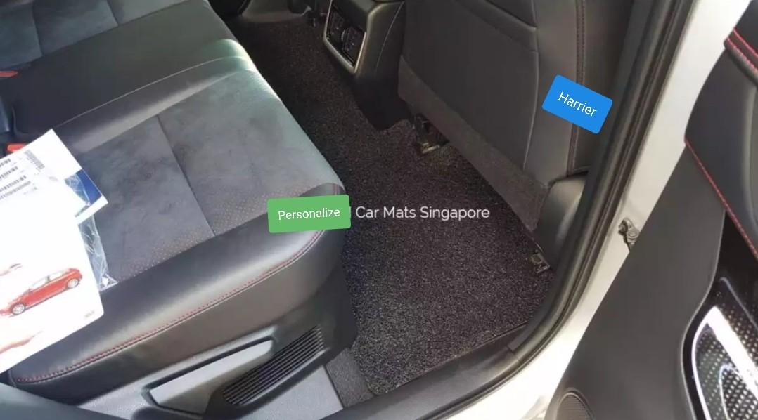 products auto toyota wade mats floor car
