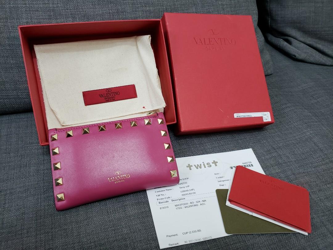 Valentino wallet 銀包