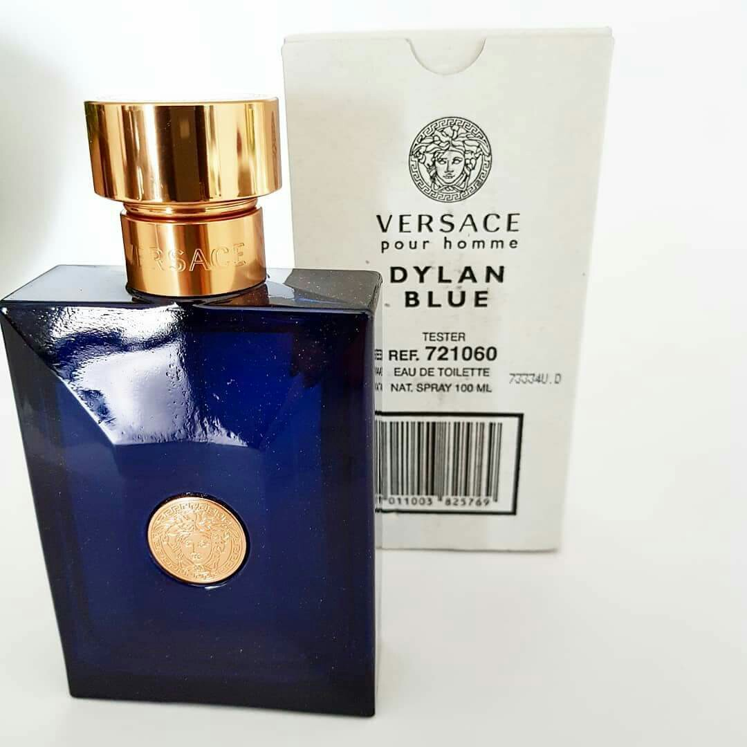 Versace Pour Homme Dylan Blue 100ml Edt (tester), Health   Beauty,  Perfumes, Nail Care,   Others on Carousell a419b5439e2
