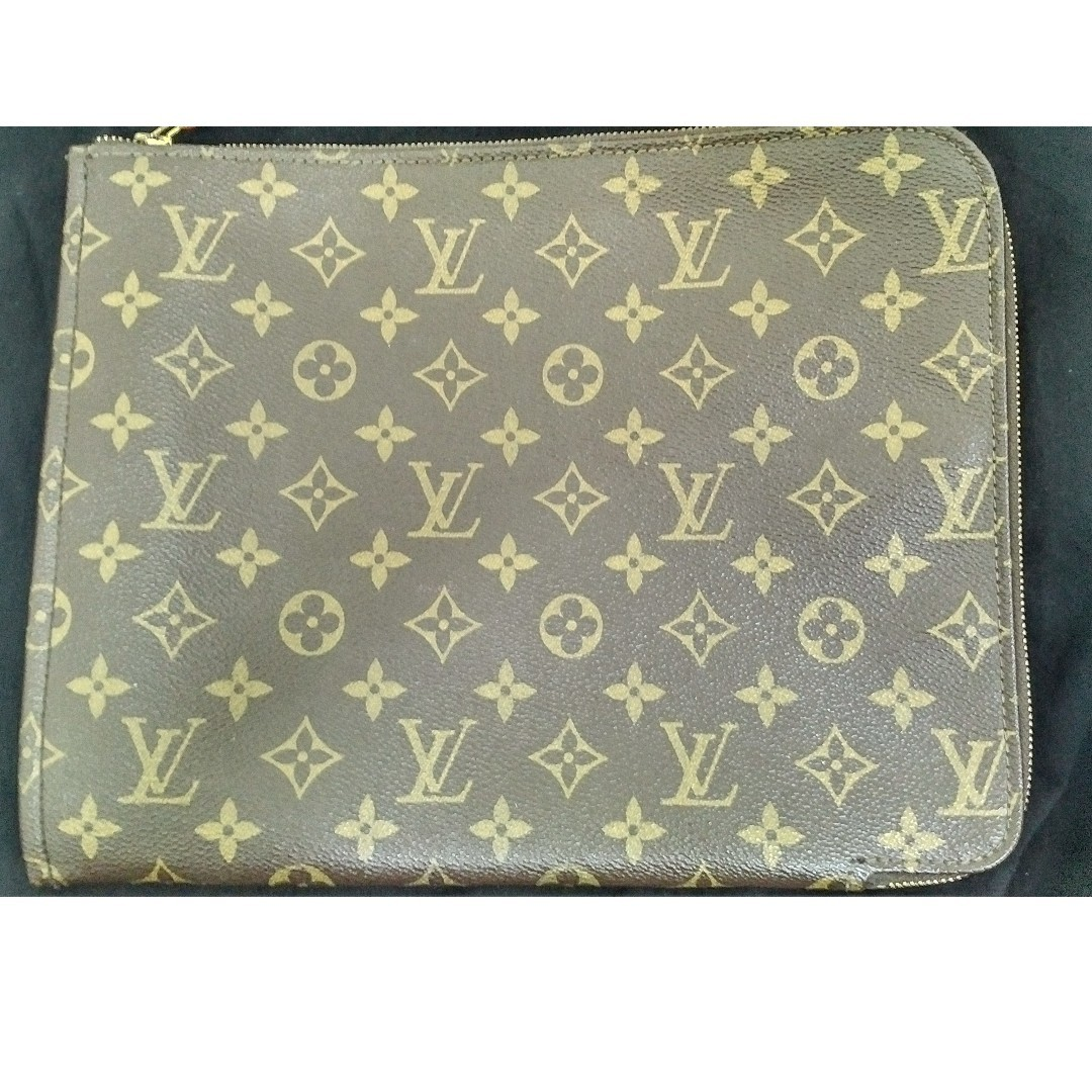 0c9322b5 Vintage Louis Vuitton Monogram Porte document holder