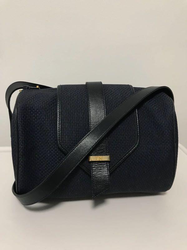 Vintage preowned YSL shoulder bag df2d443920