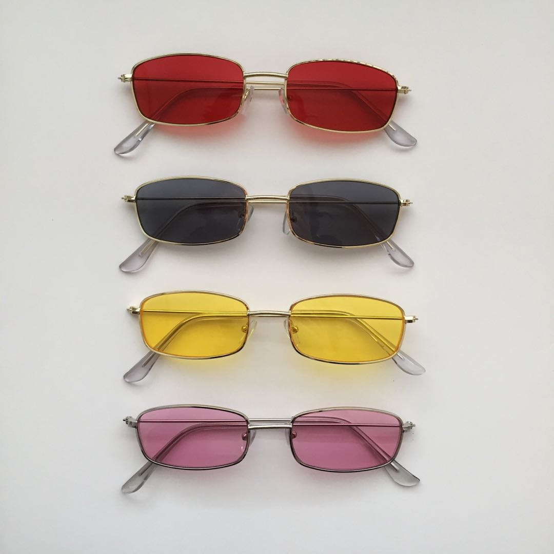 VINTAGE RECTANGULAR SUNNIES