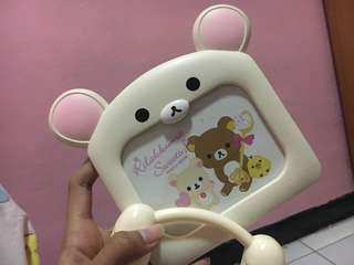 RILAKKUMA PHOTO FRAME
