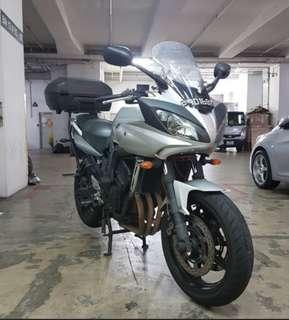 2008 Yamaha FZ6S2