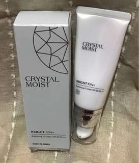 Crystal Moist cc cream