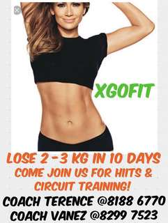 10 Days Weight Loss Challenge!