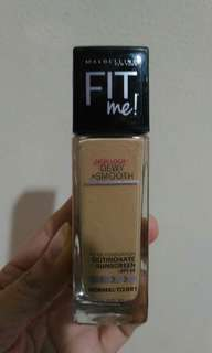 Maybelline FIT me! Dewy smooth natural beige 220
