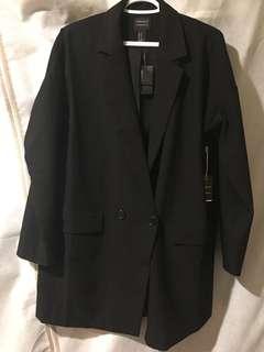 Black Blazer/Overcoat