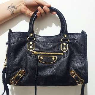 Balenciaga City Edge Ghw Black Small, BEST PRICE EVER!!