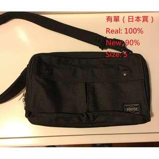 Porter Tokyo small bag 斜咩袋 2 WAY SHOULDER BAG