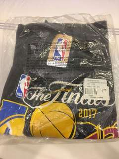 2017 NBA Finals 勇士騎士T