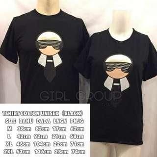 Fendi Supreme Fila Jordan T Shirt ReadyStock