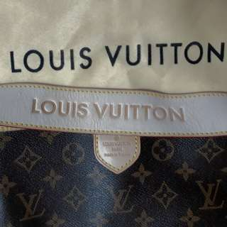 Louis Vuitton Sully Triple A Bag with pouch