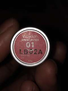 Lipstik wardah preloved