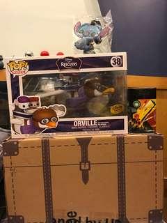 Disney Rescuers Funko Box