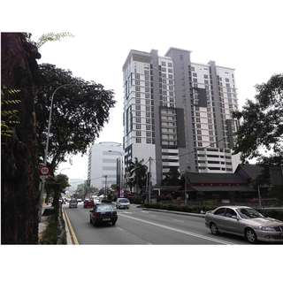 SOHO-Office- Menara Arina Uniti Kg Baru KL for RENT!!!